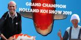 Grand Champion Holland Koi SHow 2019