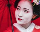 Het uiterlijk van de Geisha's