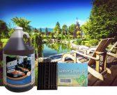 Gouden formule voor kraakhelder en veilig water: AquaForte Microbe-Lift + Water Cleanser